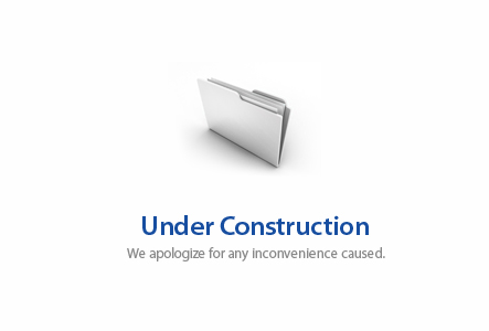 Under Construction. We Apologize for any inconvenience caused.